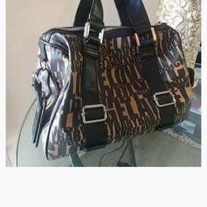 L.A.M.B. Satchel Bag